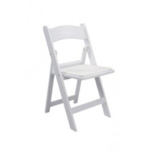 Weddingchair Wit